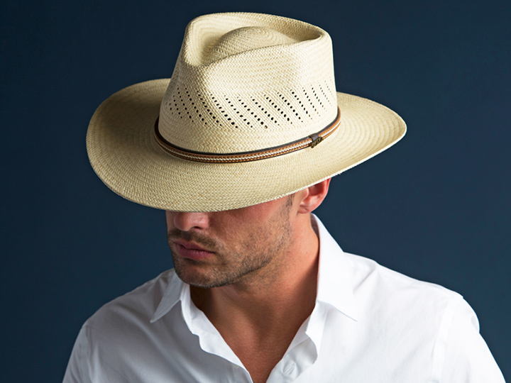 Best Panama Hats for 6 Personality Types: Adventurous