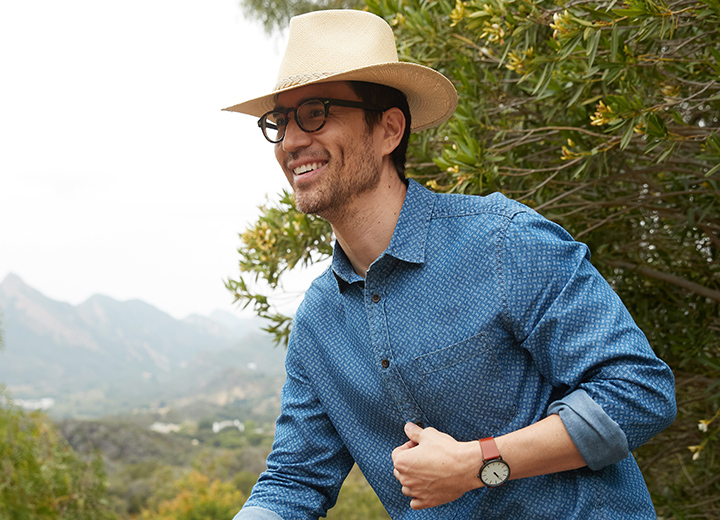 Best Panama Hats for 6 Personality Types: Relaxed