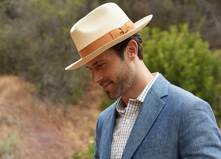 Best Panama Hats for 6 Personality Types: Elegant
