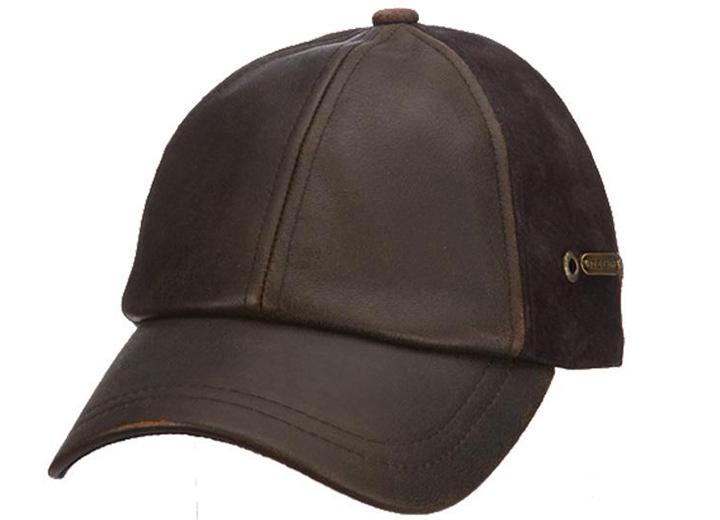 The Best Dad Caps in Every Style: Leather