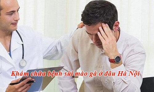 5 Địa chỉ xét nghiệm, khám chữa bệnh sùi mào gà ở đâu tốt nhất Hà Nội