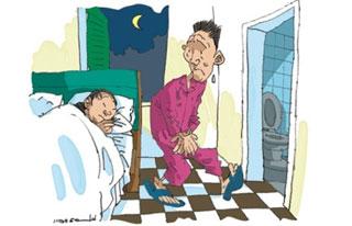 Đi tiểu nhiều lần về đêm là bệnh gì, phòng tránh như thế nào?
