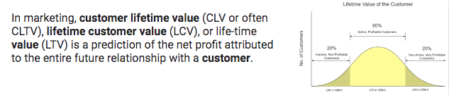 What is customer lifetime value campaigns