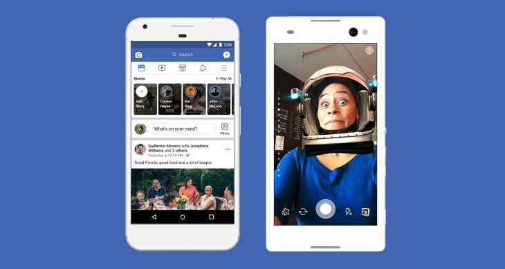 Facebook Story Views