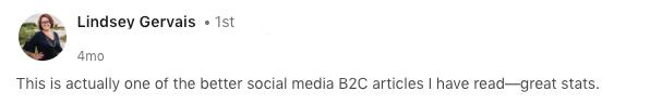 Social Media marketing article reviews