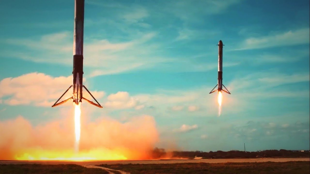 SpaceX World - Discovereel