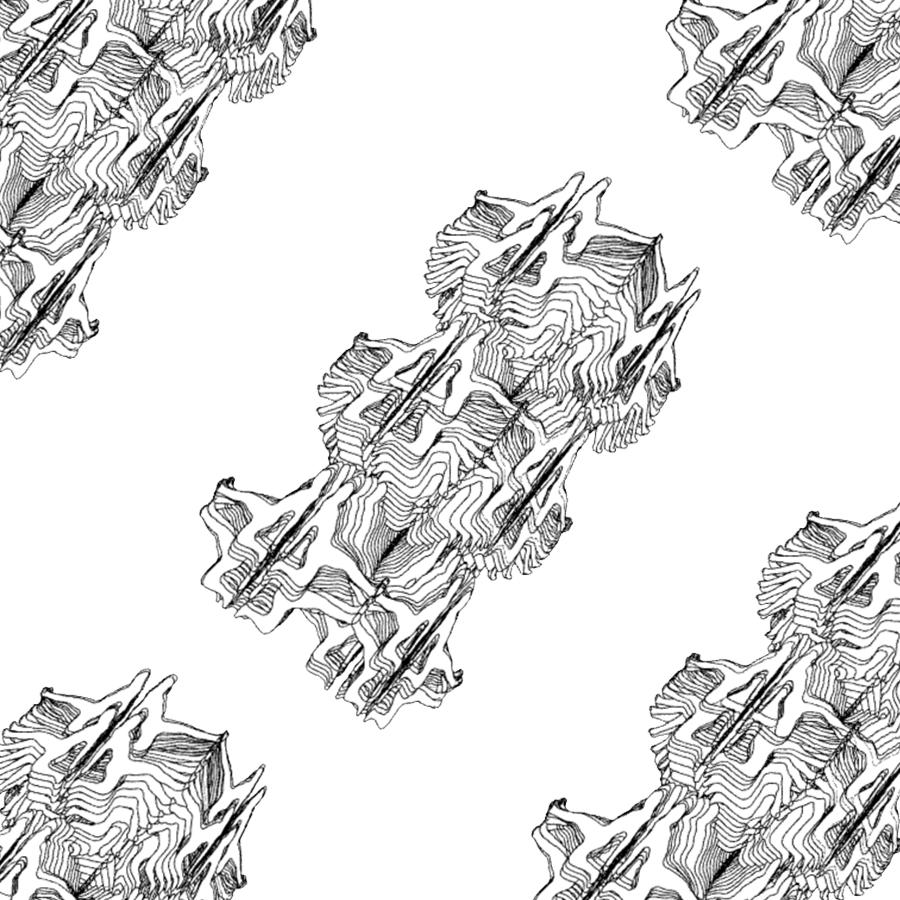 Timeblur Stambh 3d pillar 4