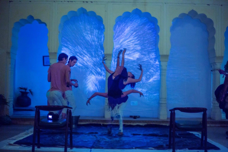 Timeblur Nadi Magnetic Field Festival 2016 Rajasthan India 2