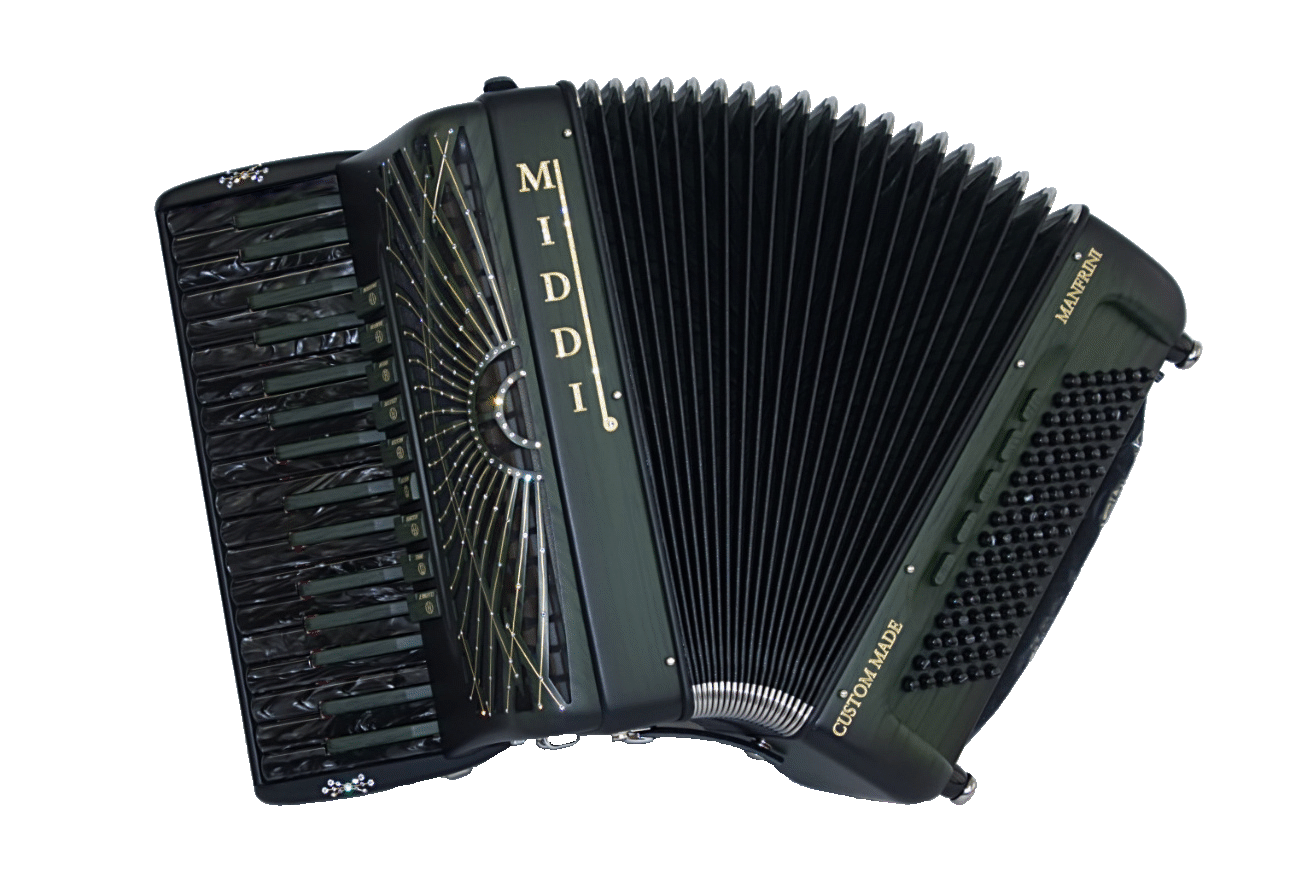 New Accordions For Sale