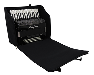 Manfrini Accordion Professional Accordion Gig Bags for sale.
