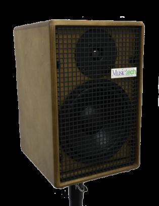 Musictech MT120 Mixer / Amplifier for sale.