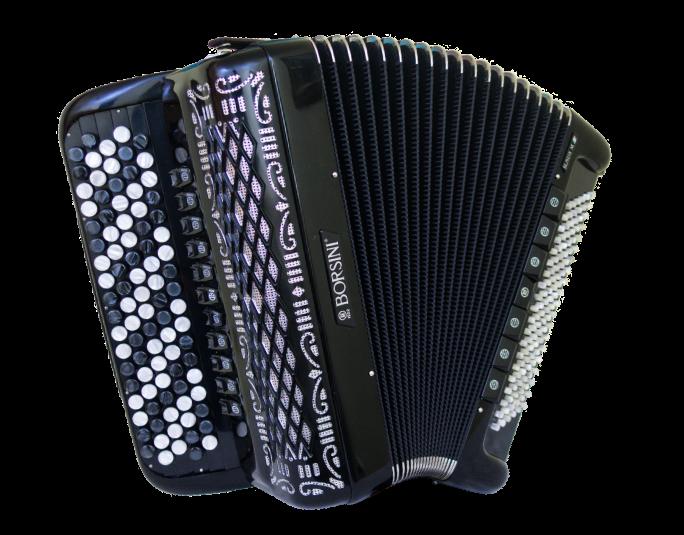 used accordion for sale Borsini 5 row C system