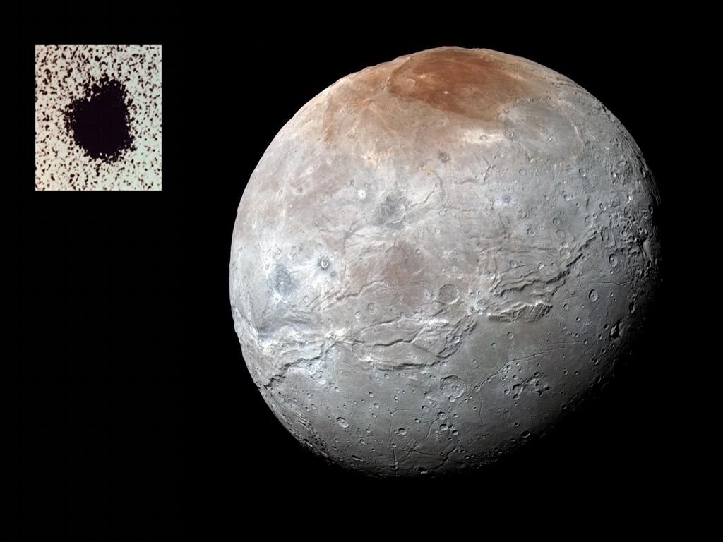Charon : Lune de Pluton