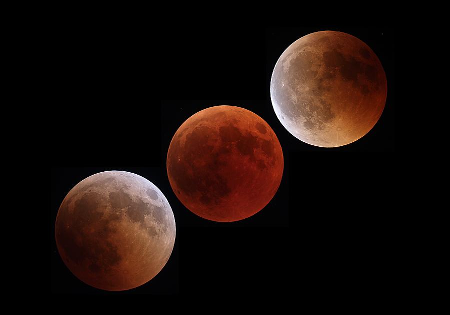 Éclipse lunaire du 27 juillet