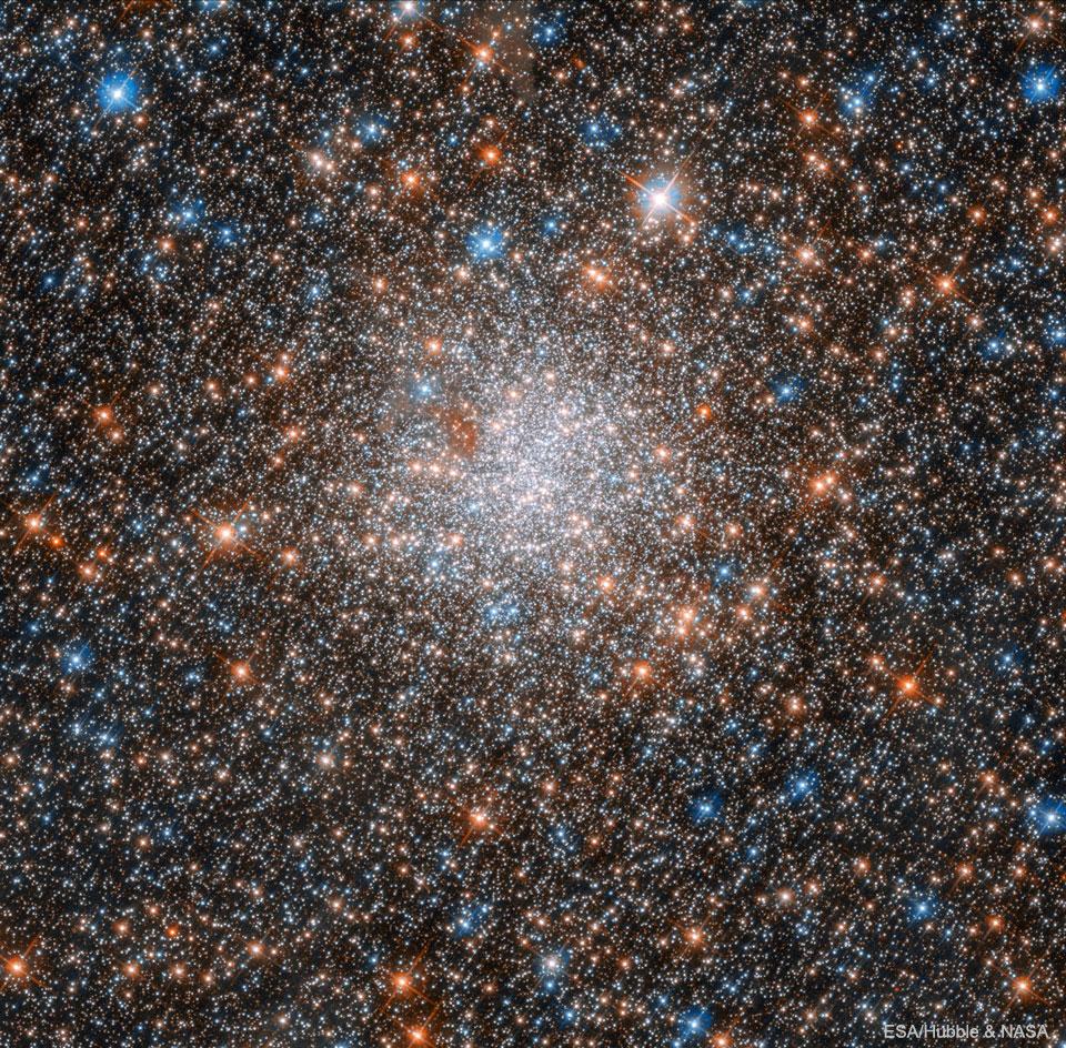 NGC 1898 : amas globulaire dans le Grand Nuage de Magellan