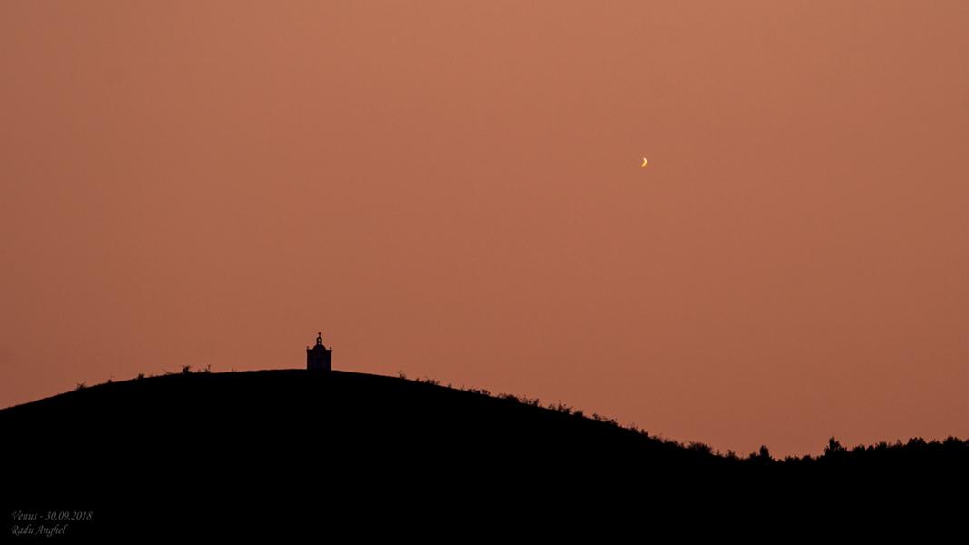 Les derniers jours de Vénus en tant qu'étoile du soir