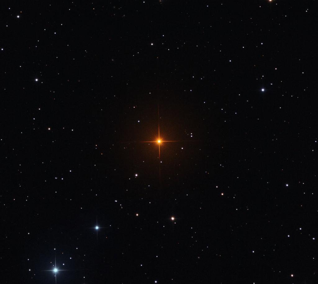 R Leporis : l'étoile vampire