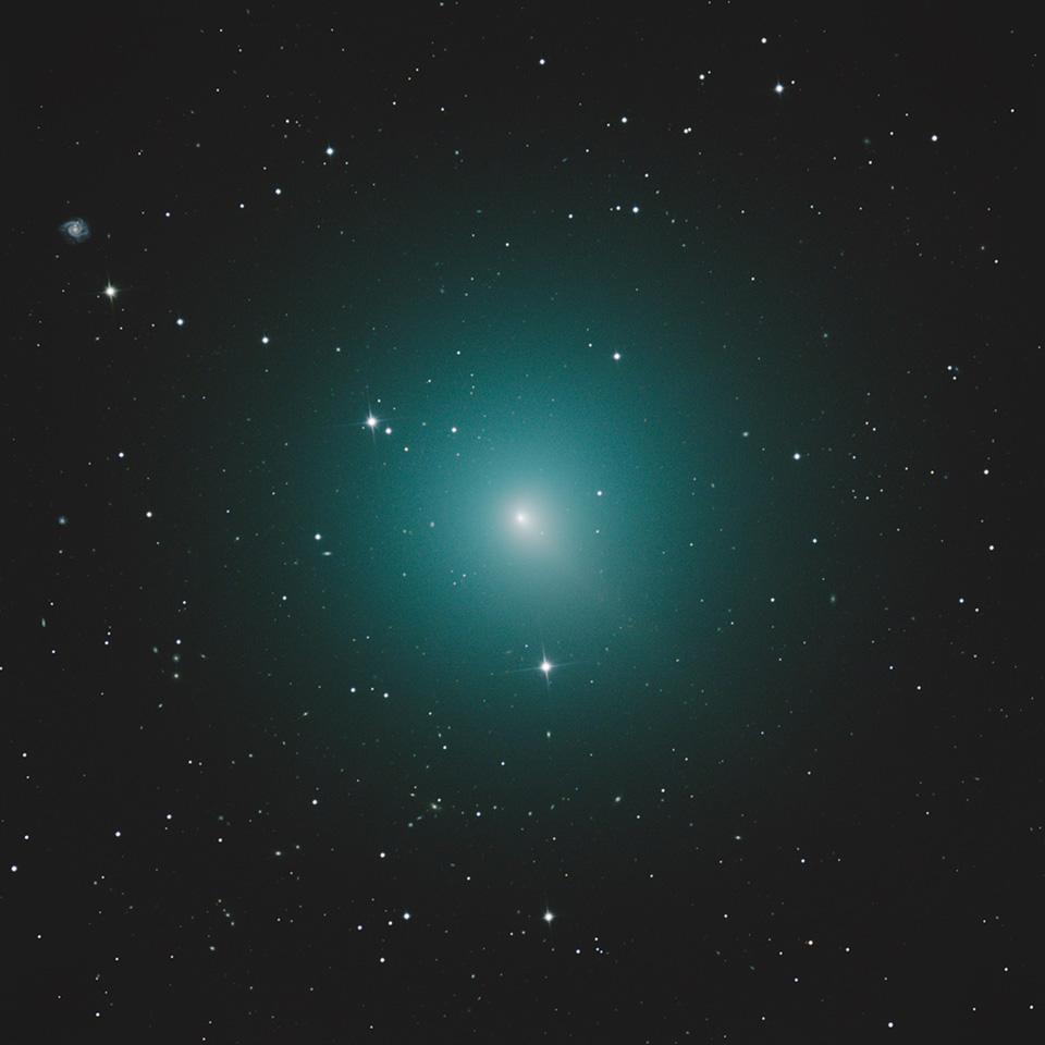 La comète périodique 46P/Wirtanen