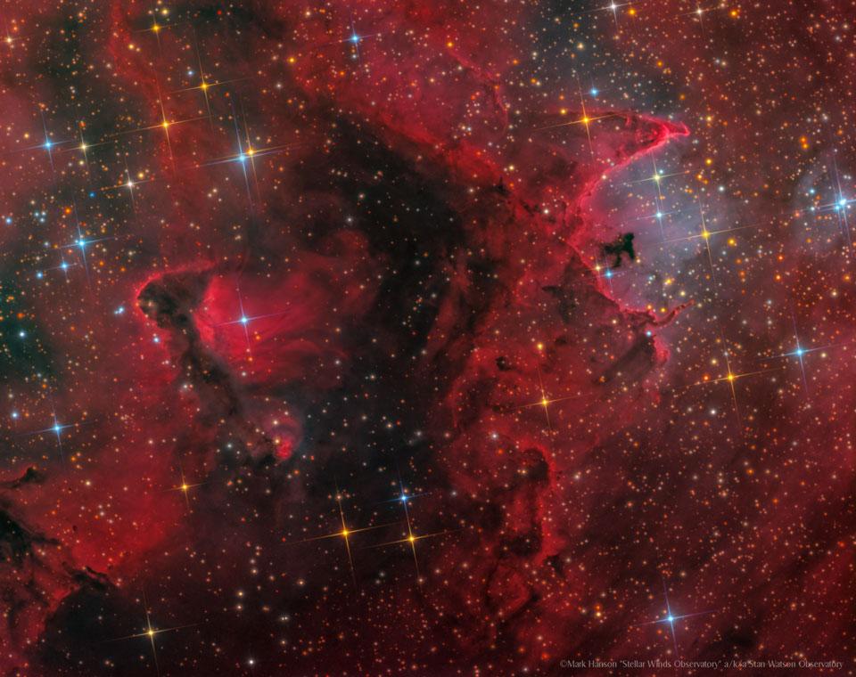 IC 1871 : À l'intérieur de la nébuleuse de l'Âme