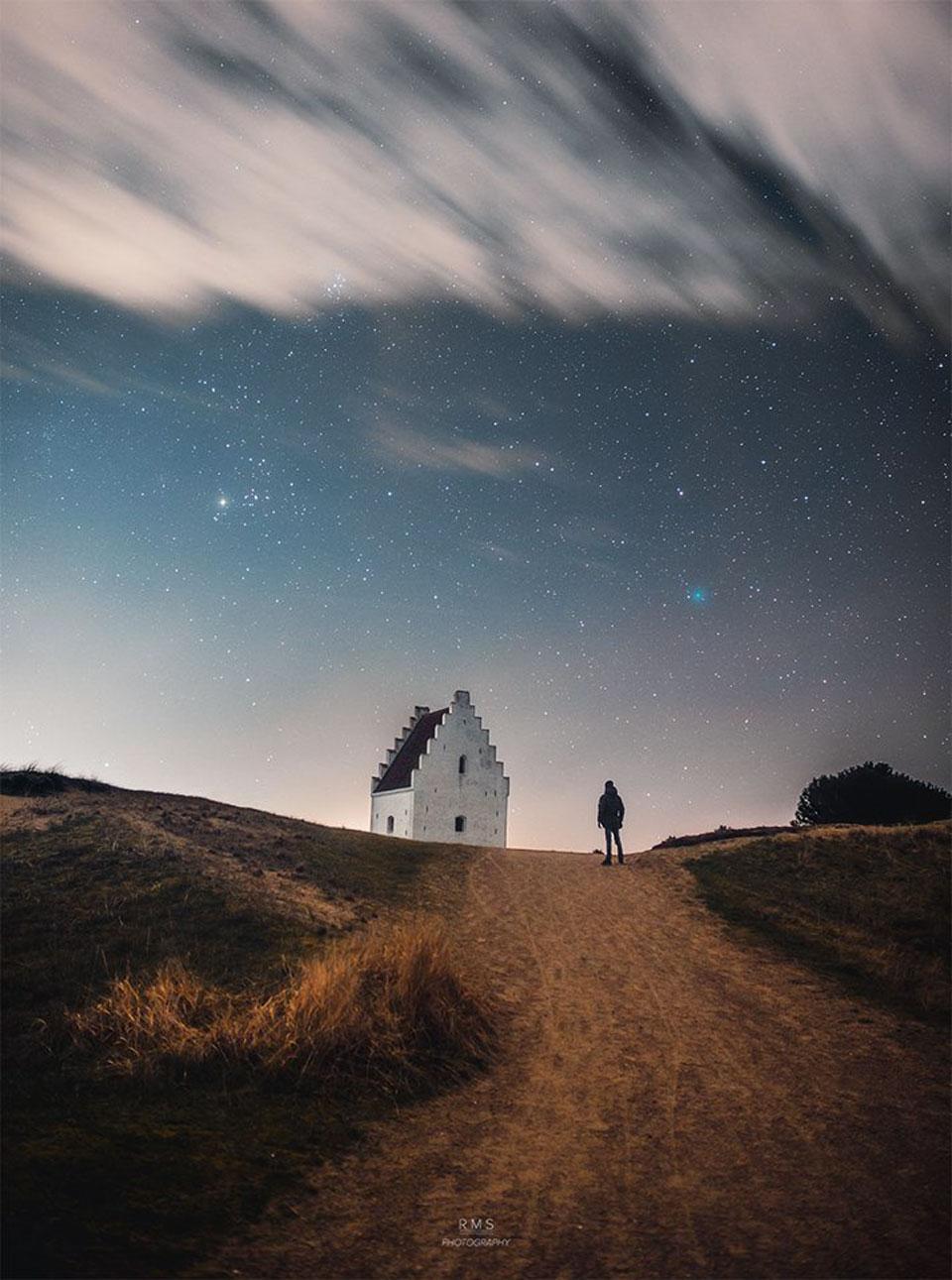 La comète Wirtanen passe près de la Terre