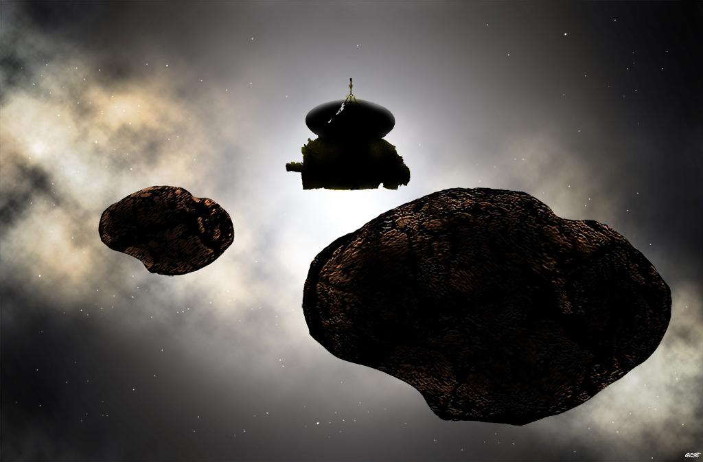 New Horizons à Ultima Thule