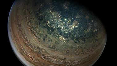 Seizième approche de Jupiter