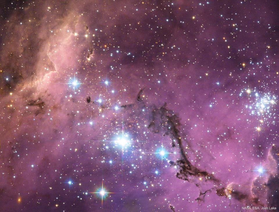 N11 : Nuages stellaires du GNM