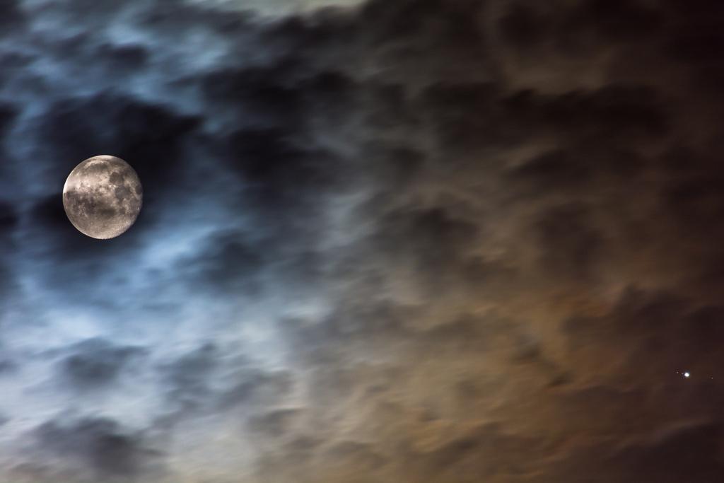 Les lunes près de Jupiter