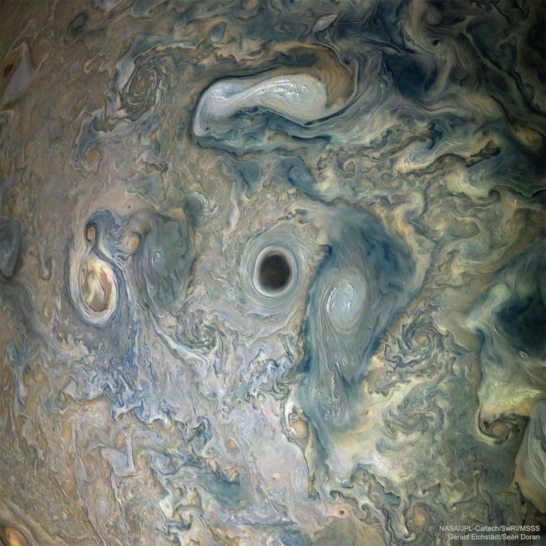 L'abîme de Jupiter