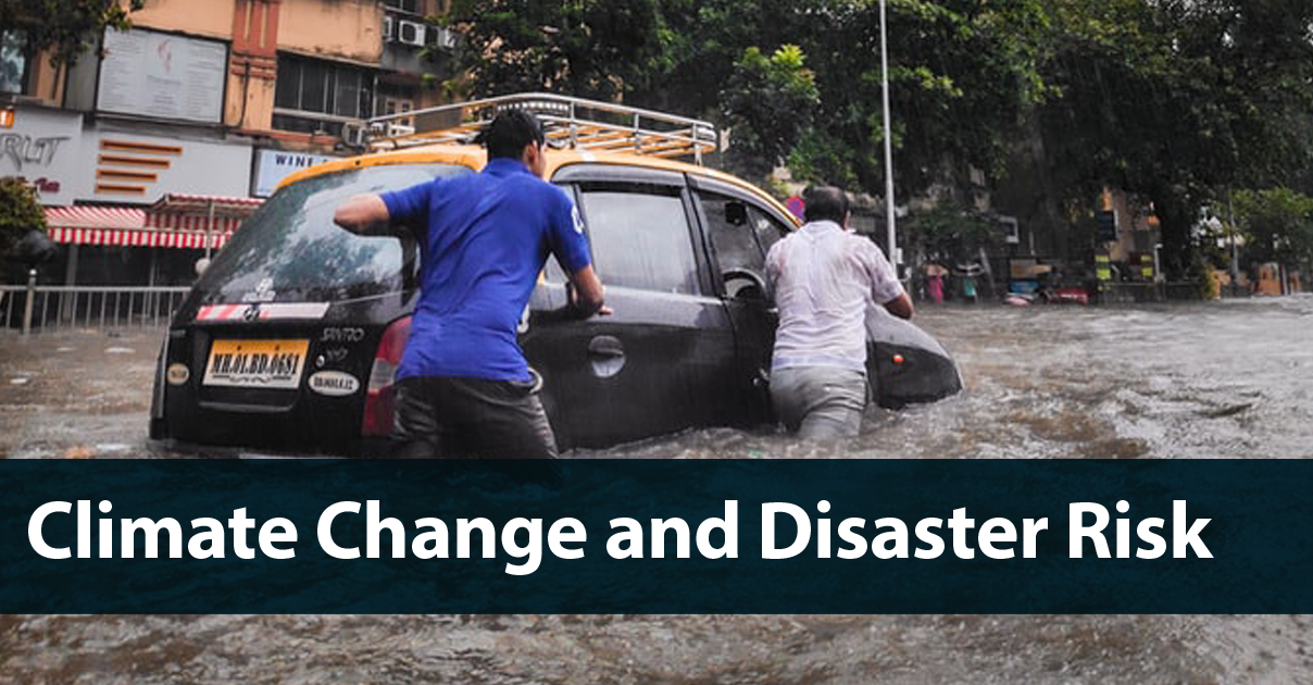 Climate Change and Disaster Risk