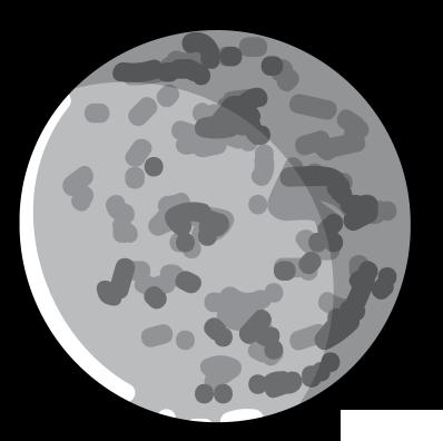 grey moon