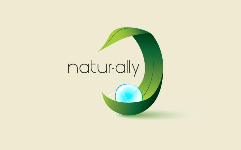 naturally logo