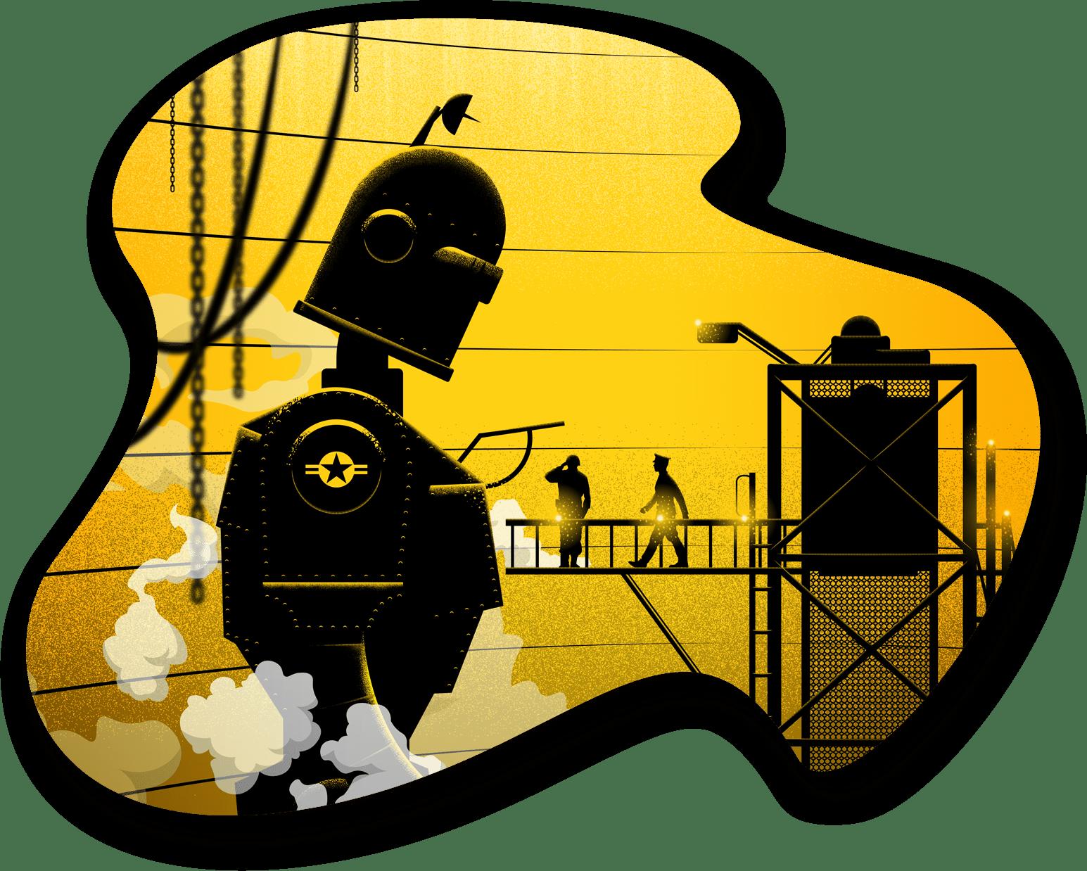 building a giant robot
