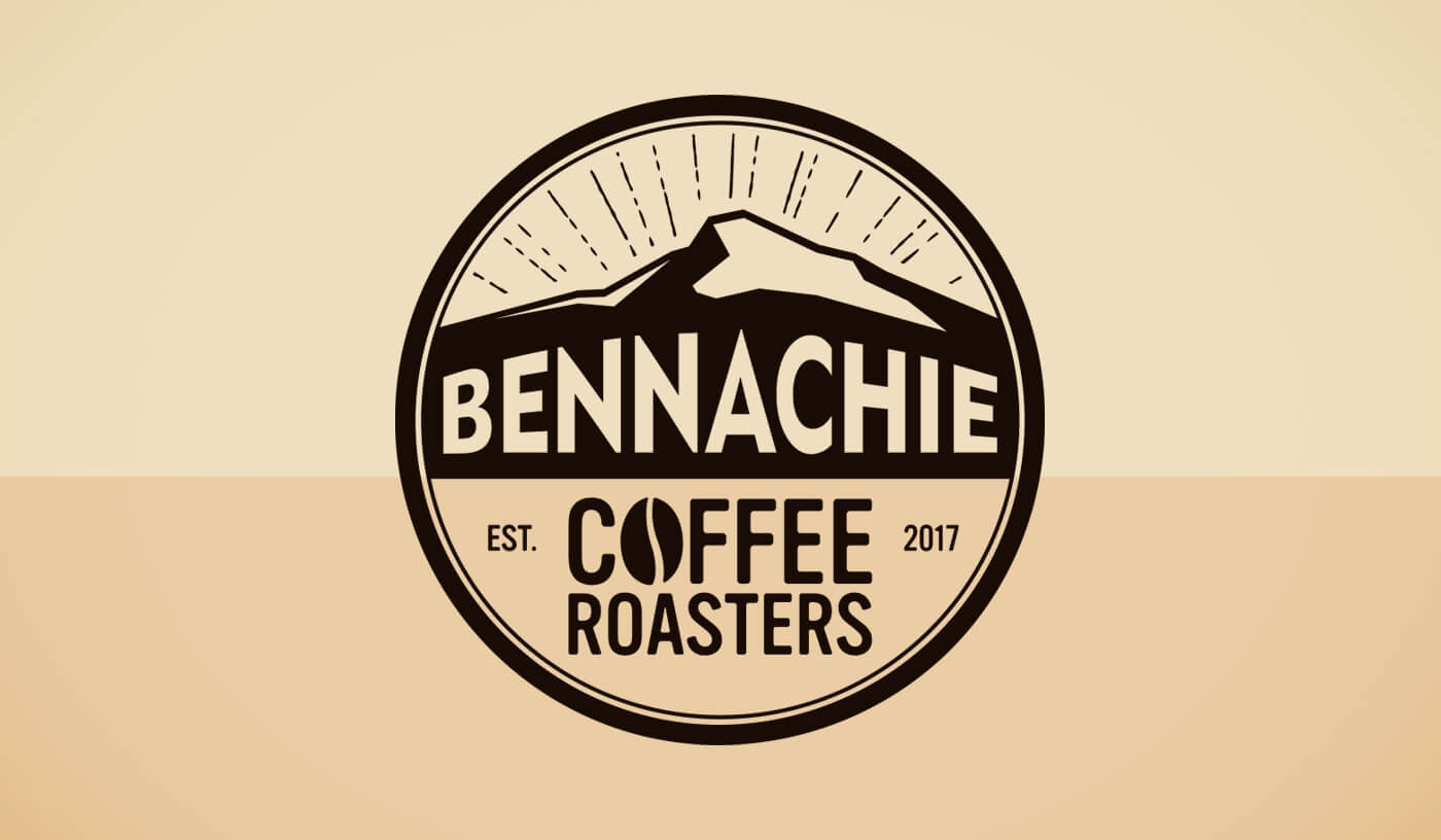 bennachie coffee logo