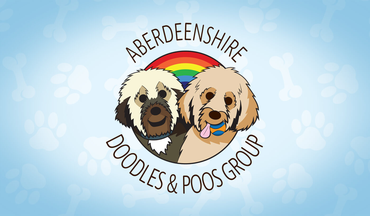aberdeenshire doodles logo