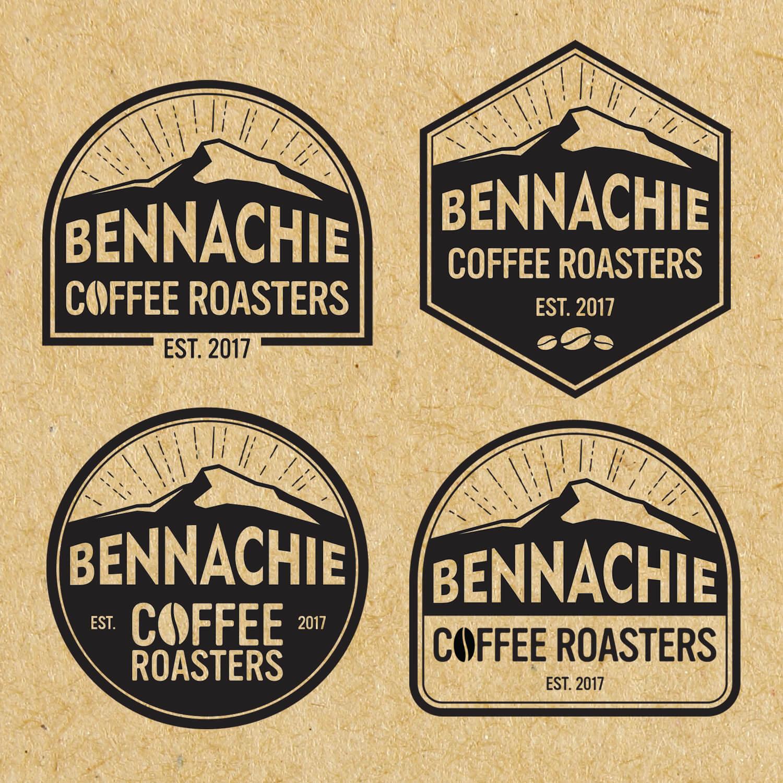 bennachie coffee logo alternatives