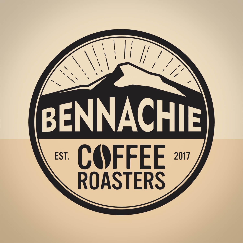 bennachie coffee logo