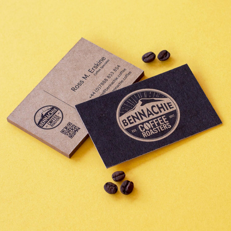 bennachie coffee cards