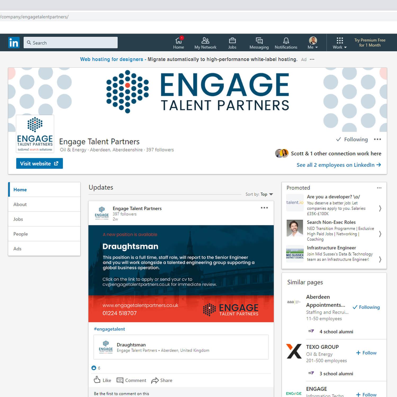 engage talent social media 3