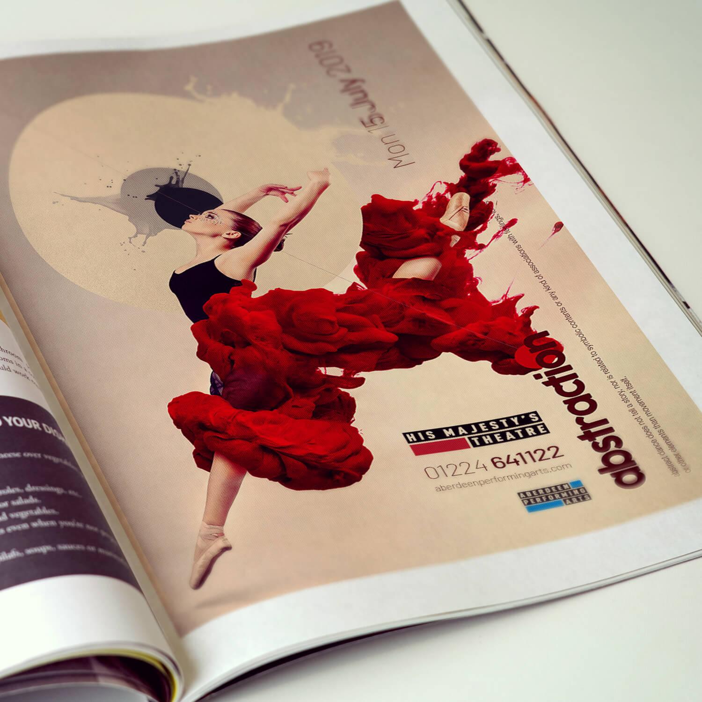 dancer magazine