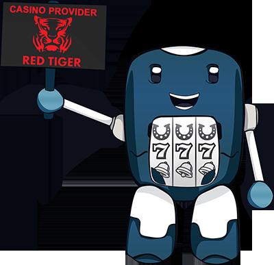 red tiger slot provider