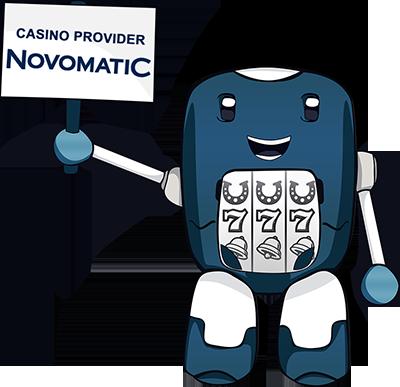 novomatic slot provider