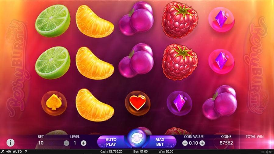 berryburst slot 1
