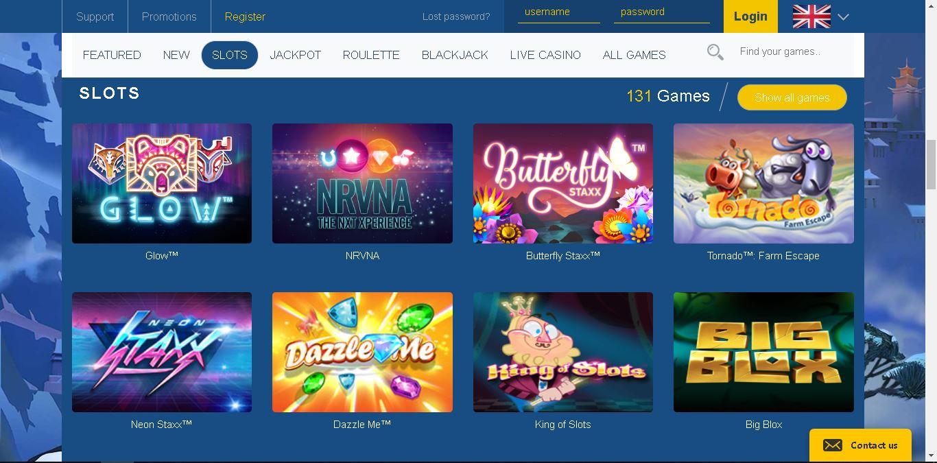 freaky vegas casino slots