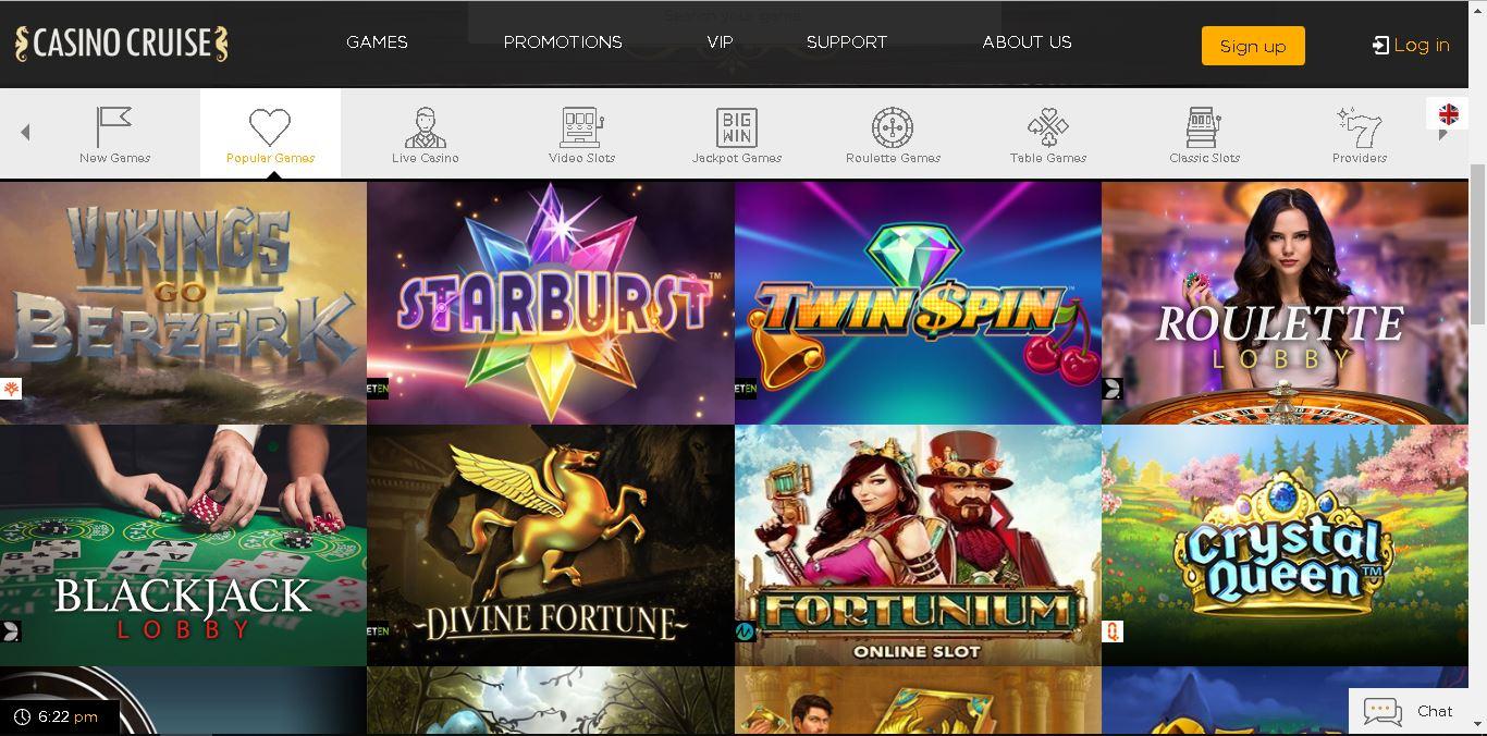 casinocruise casino slots