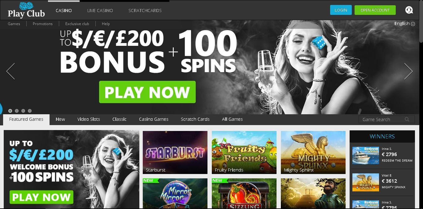 playclub casino review