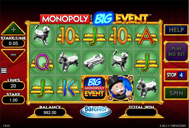 Monopoly Big Event review