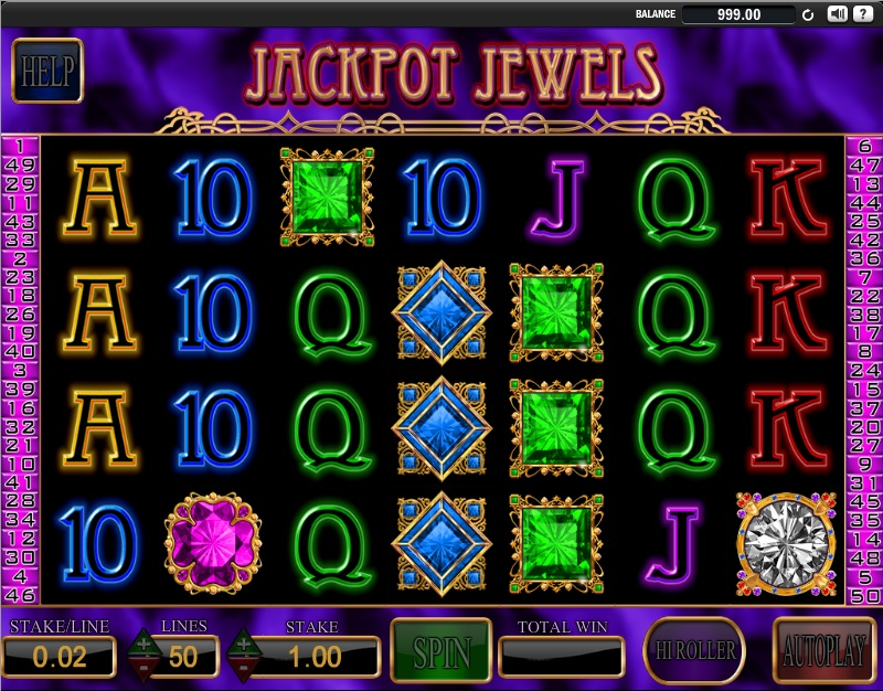 Jackpot Jewels review