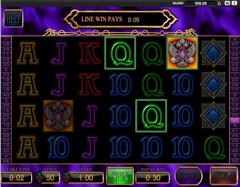 Jackpot Jewels casino game