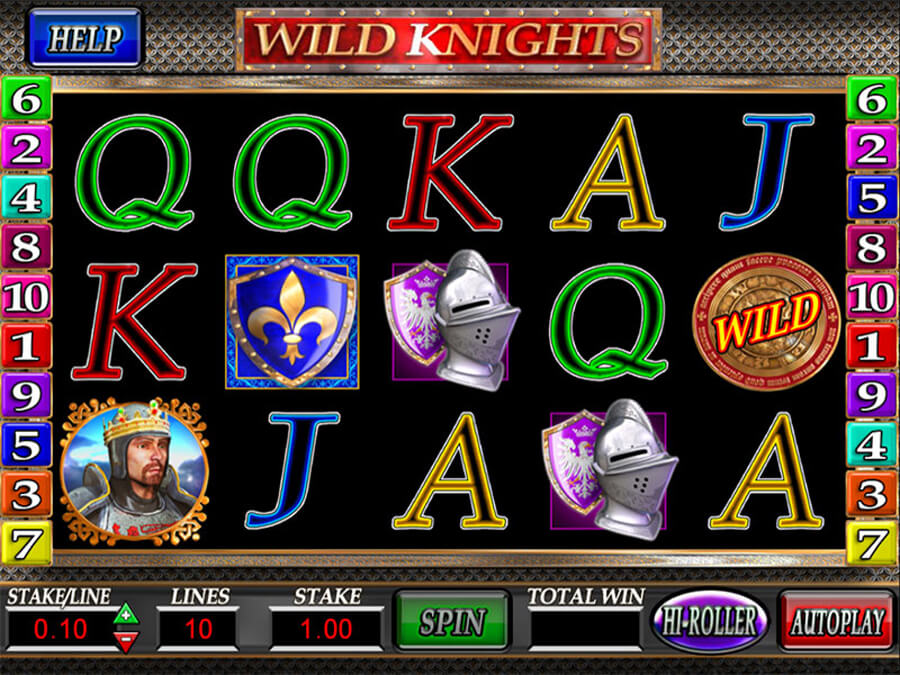 Wild Knights slot review